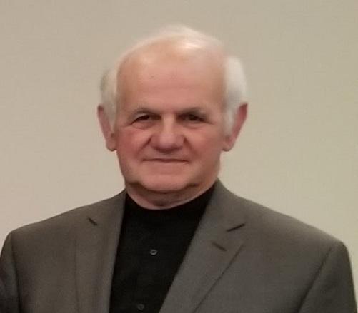 Pastor Omri Davies